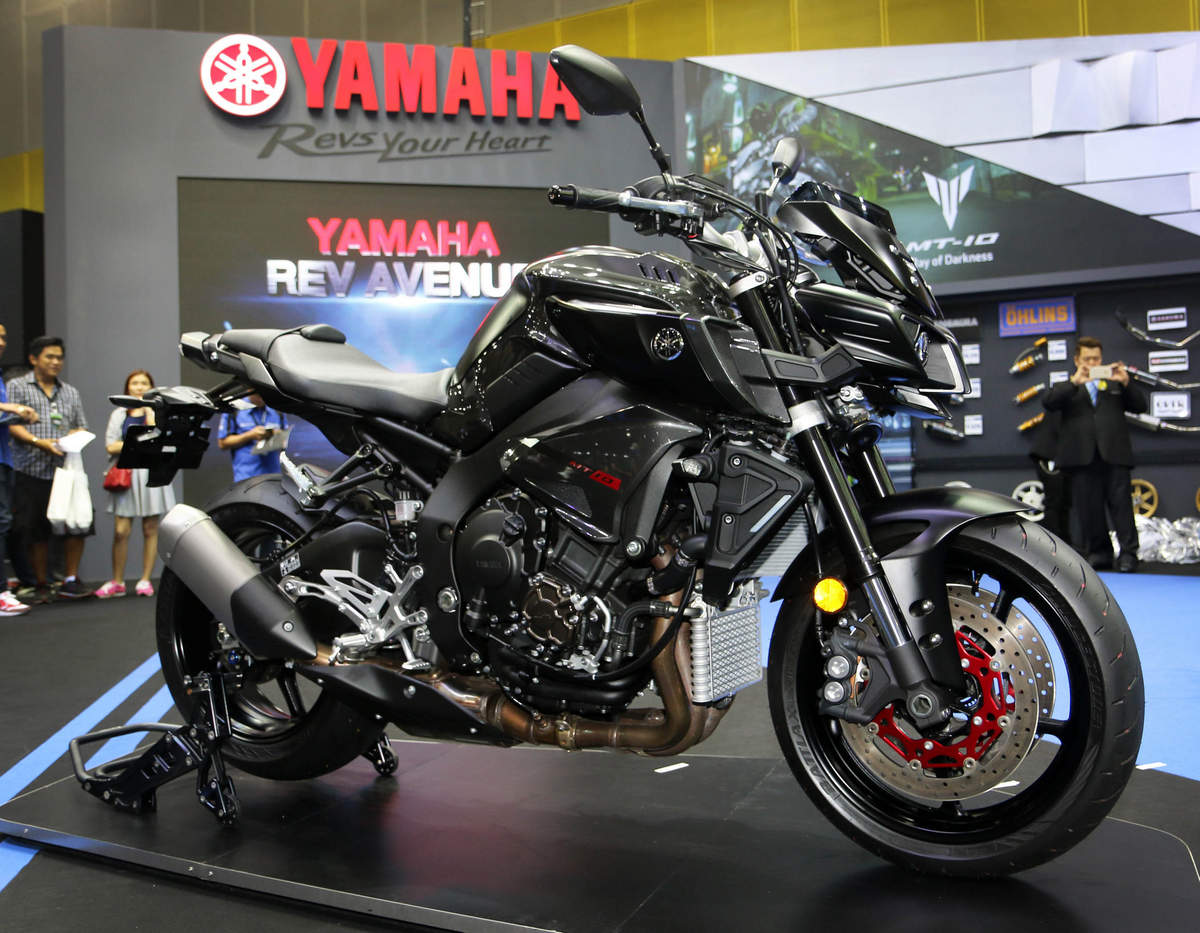 02 Yamaha Rev Avenue