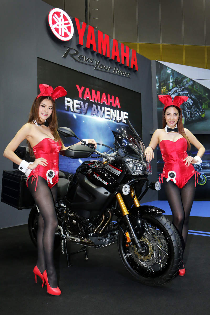 29 Yamaha Rev Avenue