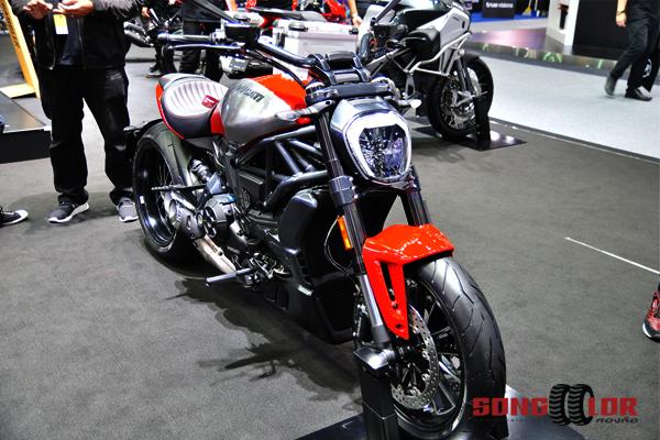 Ducati XDiavel Xtraordinary Rosso