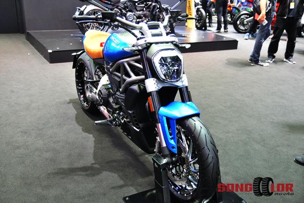 Ducati XDiavel Xtraordinary Oceano