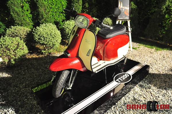 Motorcycle Scomadi, มอเตอร์ไซค์ สโกมาดิ