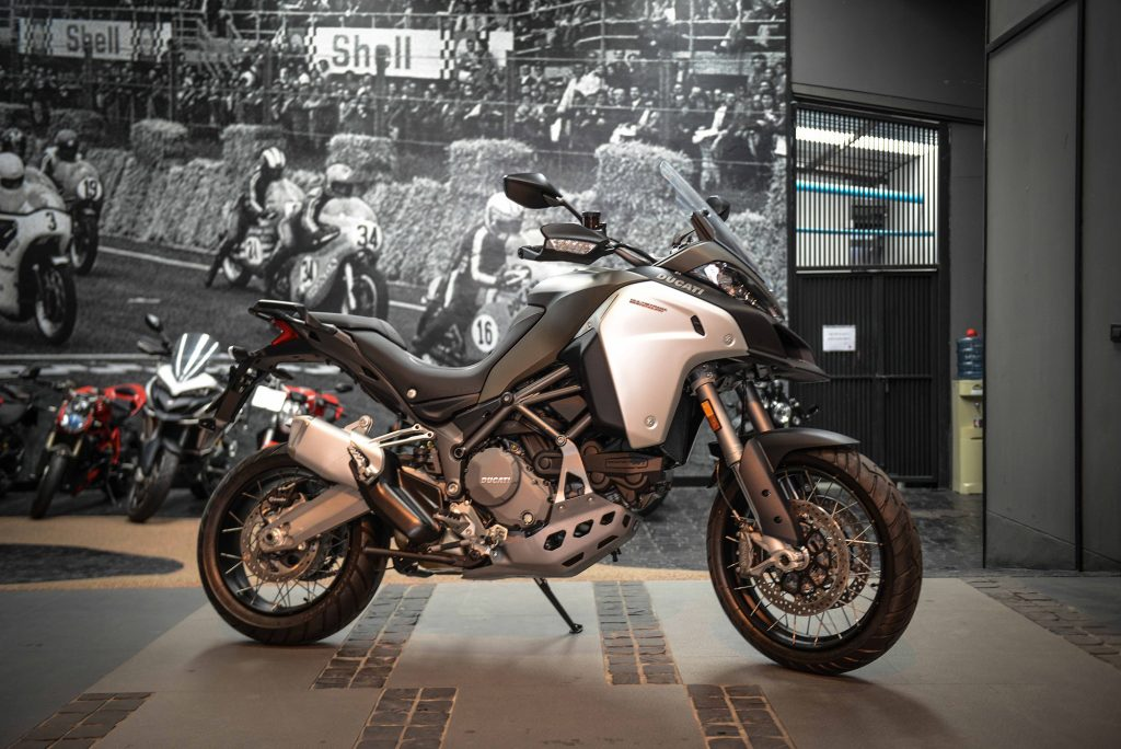 ราคา Multistrada 1200 Enduro